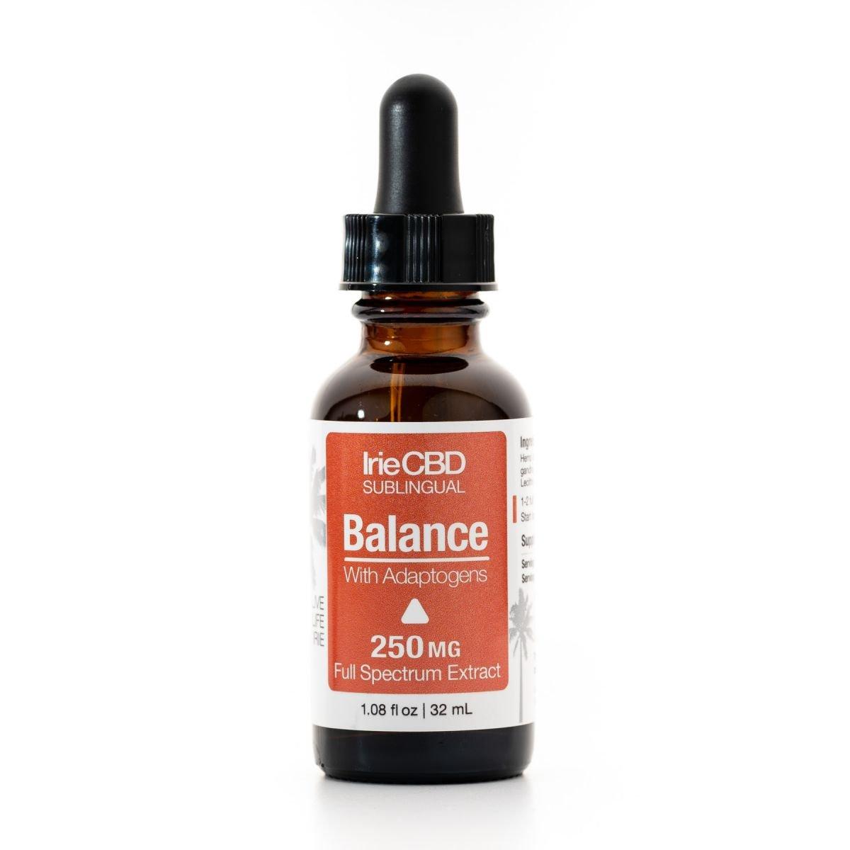 IrieCBD Balance CBD Oil Tincture