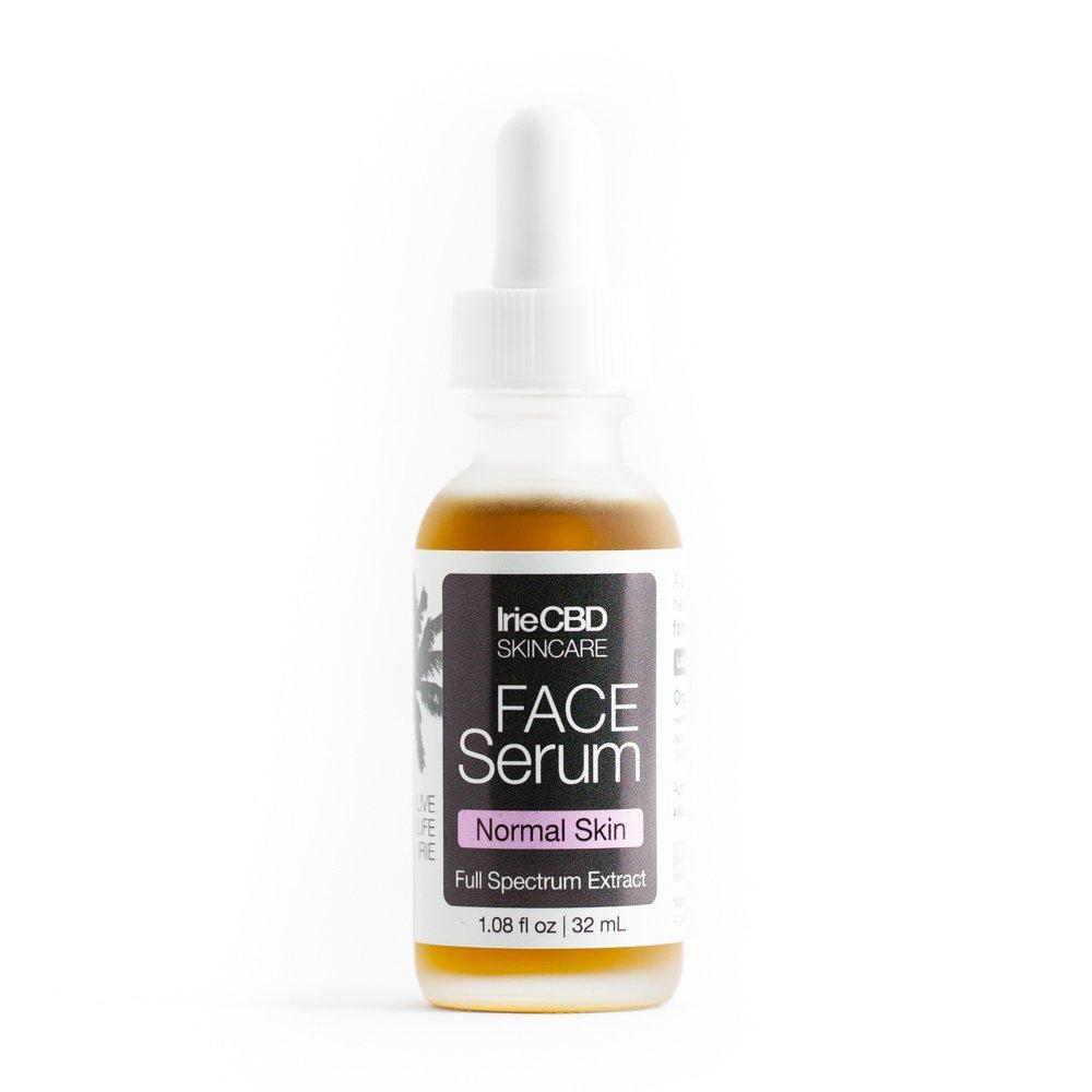 IrieCBD Face Serum for Normal Skin