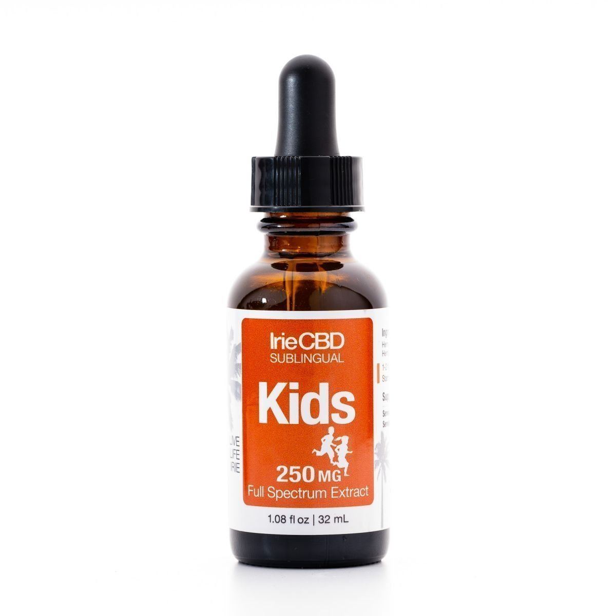 IrieCBD Kids CBD Oil Tincture