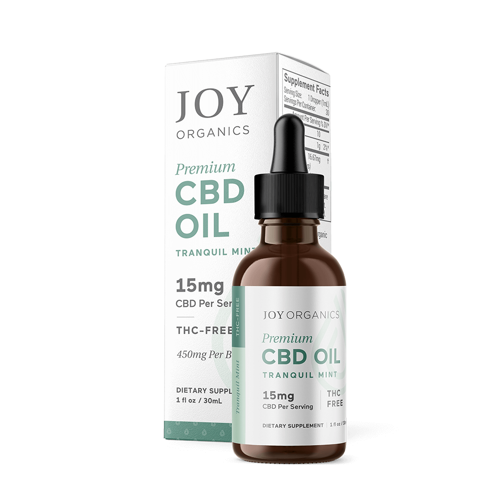 Joy Organics CBD Oil