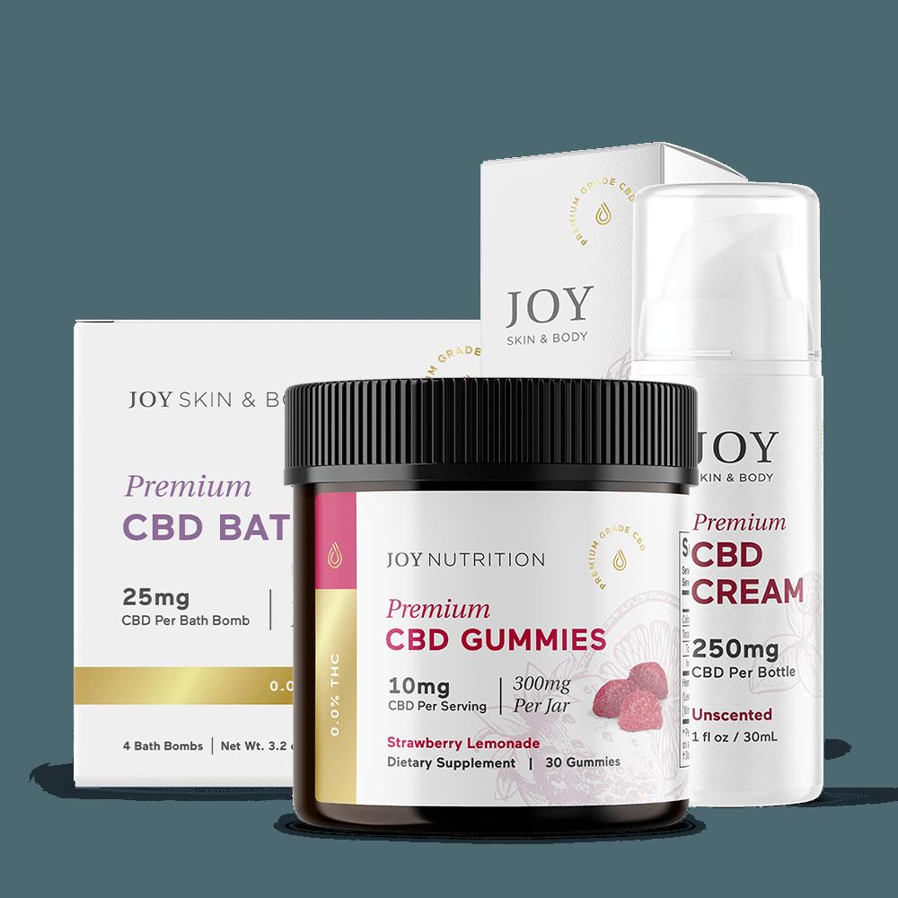 Joy Organics Mommy Bundle