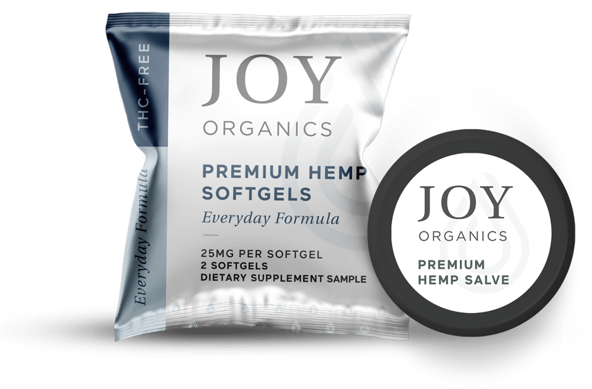 Joy Organics Sample Pack