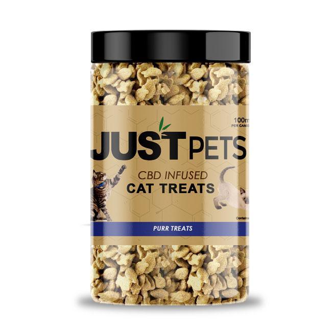 Just CBD JustPets Cat Treats