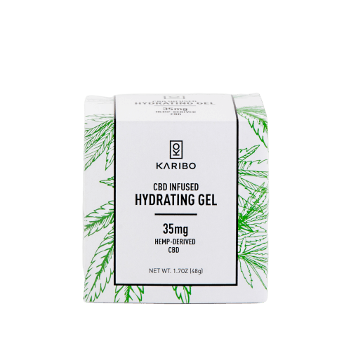 KARIBO Beauty CBD Infused Hydrating Gel