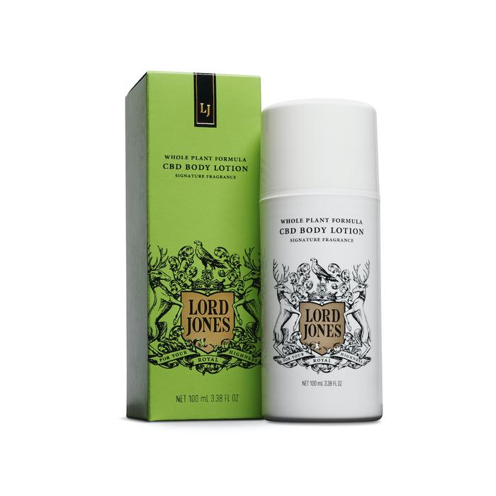 Lord Jones CBD Body Lotion