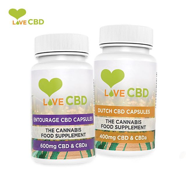 Love CBD Capsules Discount