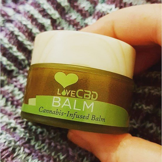 Love CBD Balm Discount