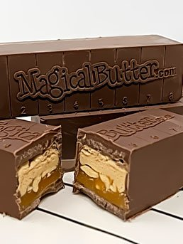 Magical Butter Chocolate Review