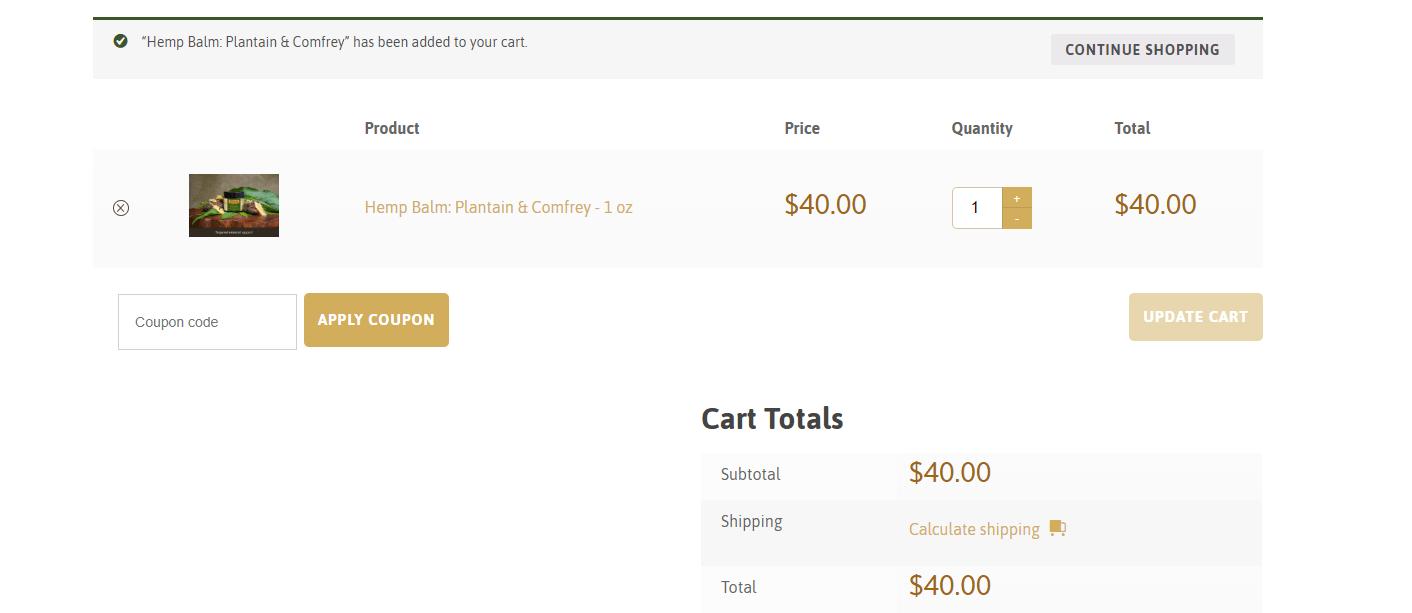 Mana Botanics coupon code