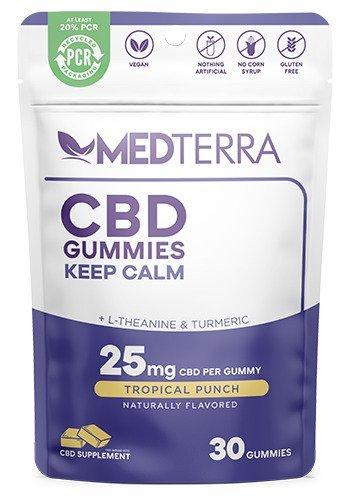 Medterra CBD Gummies Keep Calm