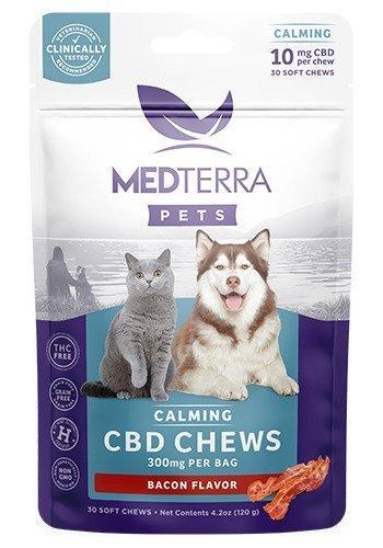 Medterra Pets Calming CBD Chews
