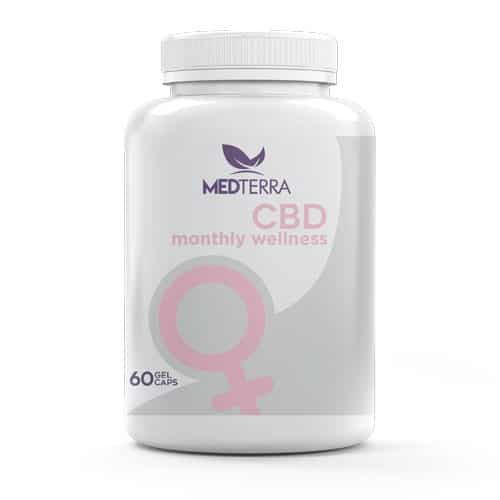 Medterra CBD Monthly Wellness