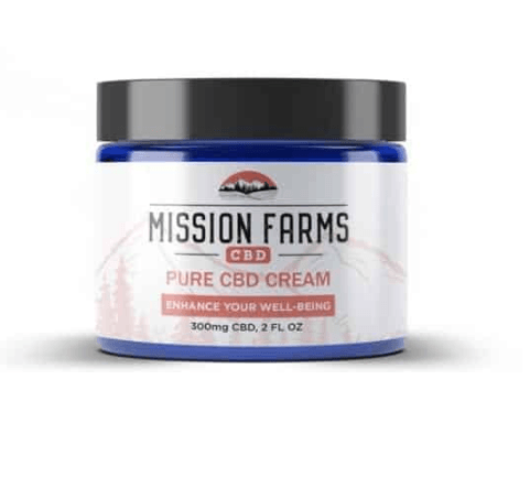 Mission Farms CBD Pure CBD Cream