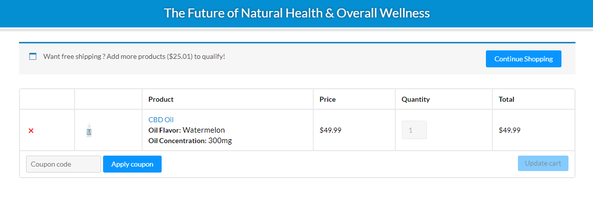 Nature's Script Coupon Code