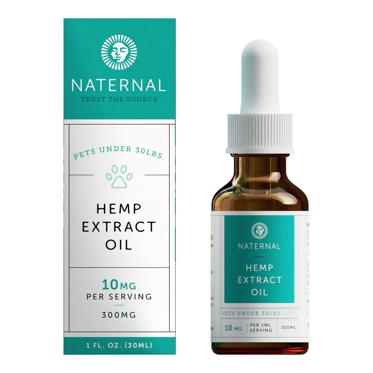 Naternal Hemp Extract Oil for Pets