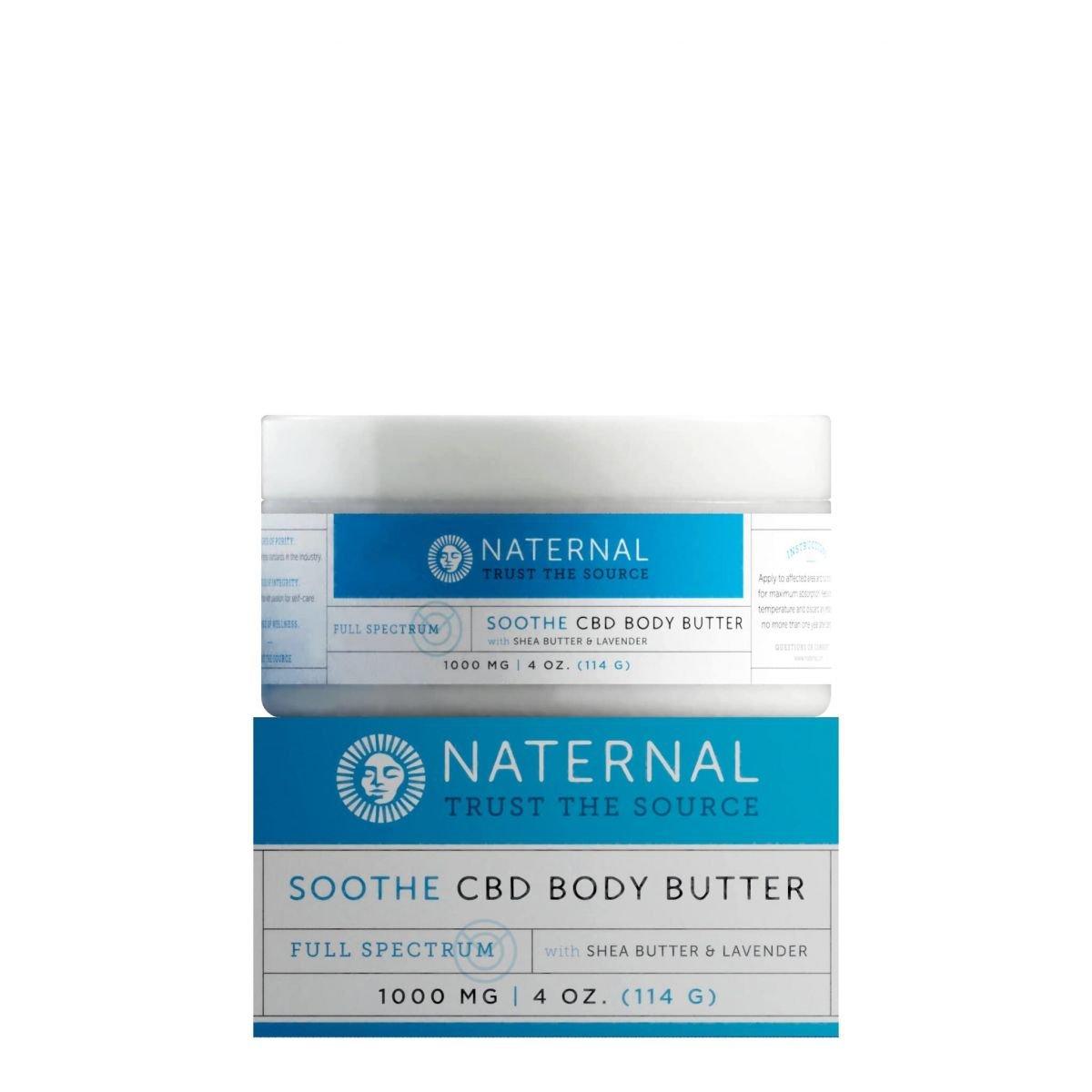 Naternal Soothe Body Butter