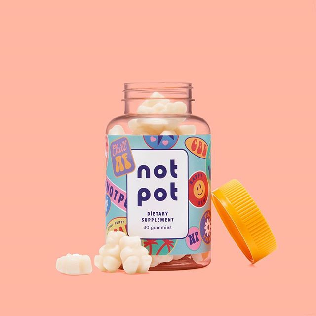 not pot cbd gummies