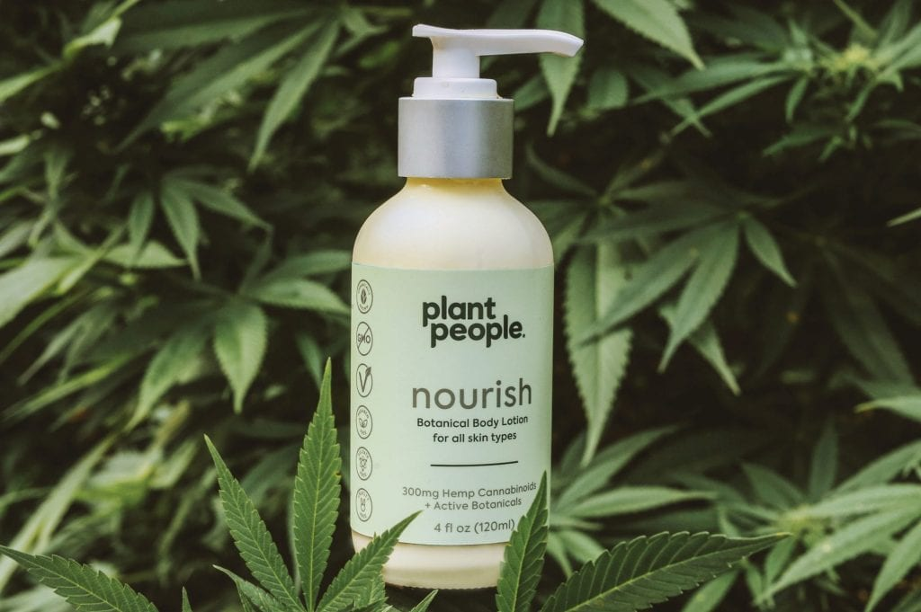 Plant People Nourish Body Lotion