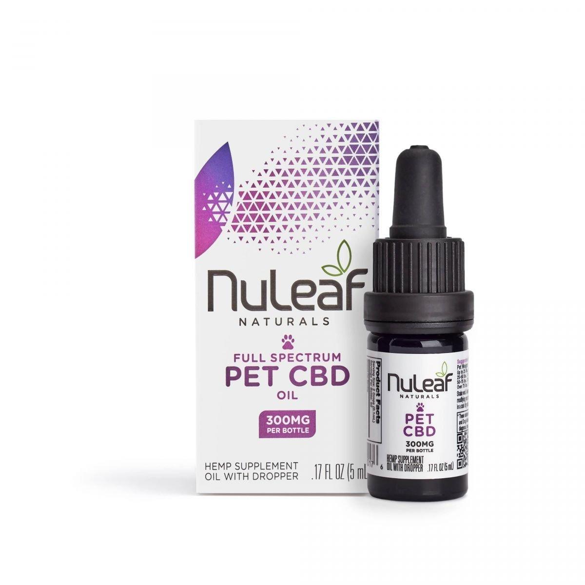 NuLeaf CBD Pet Oil