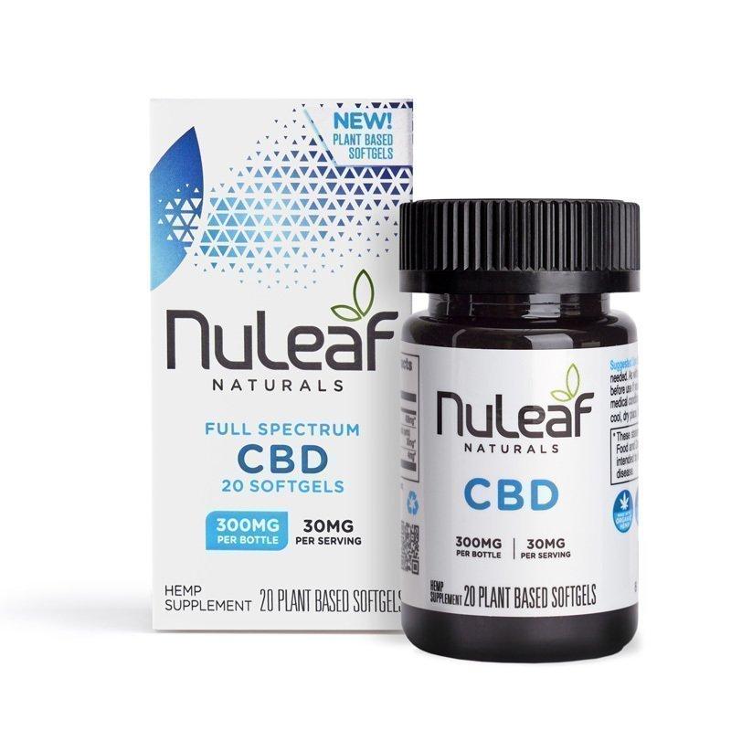 NuLeaf Naturals Softgels