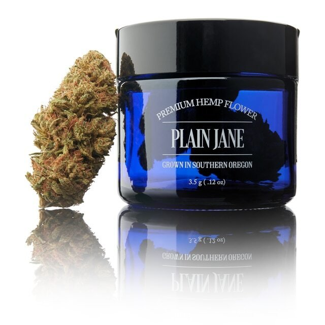 Plain Jane Elektra CBD Hemp Flower