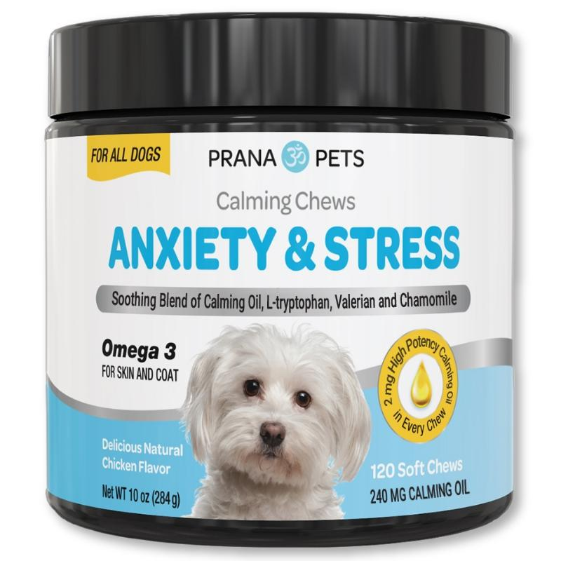 Prana Pets Calming CBD Chews Coupon