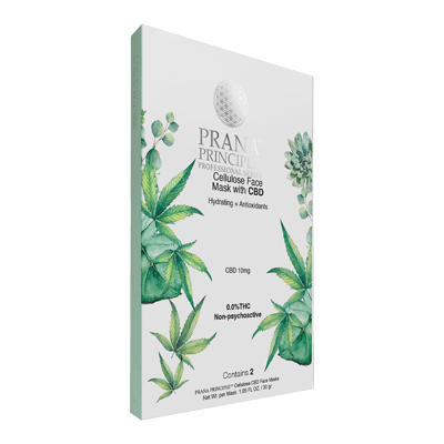 Prana Principle CBD Face Mask
