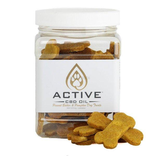 Pure CBD Vapor Active CBD Oil Dog Biscuits