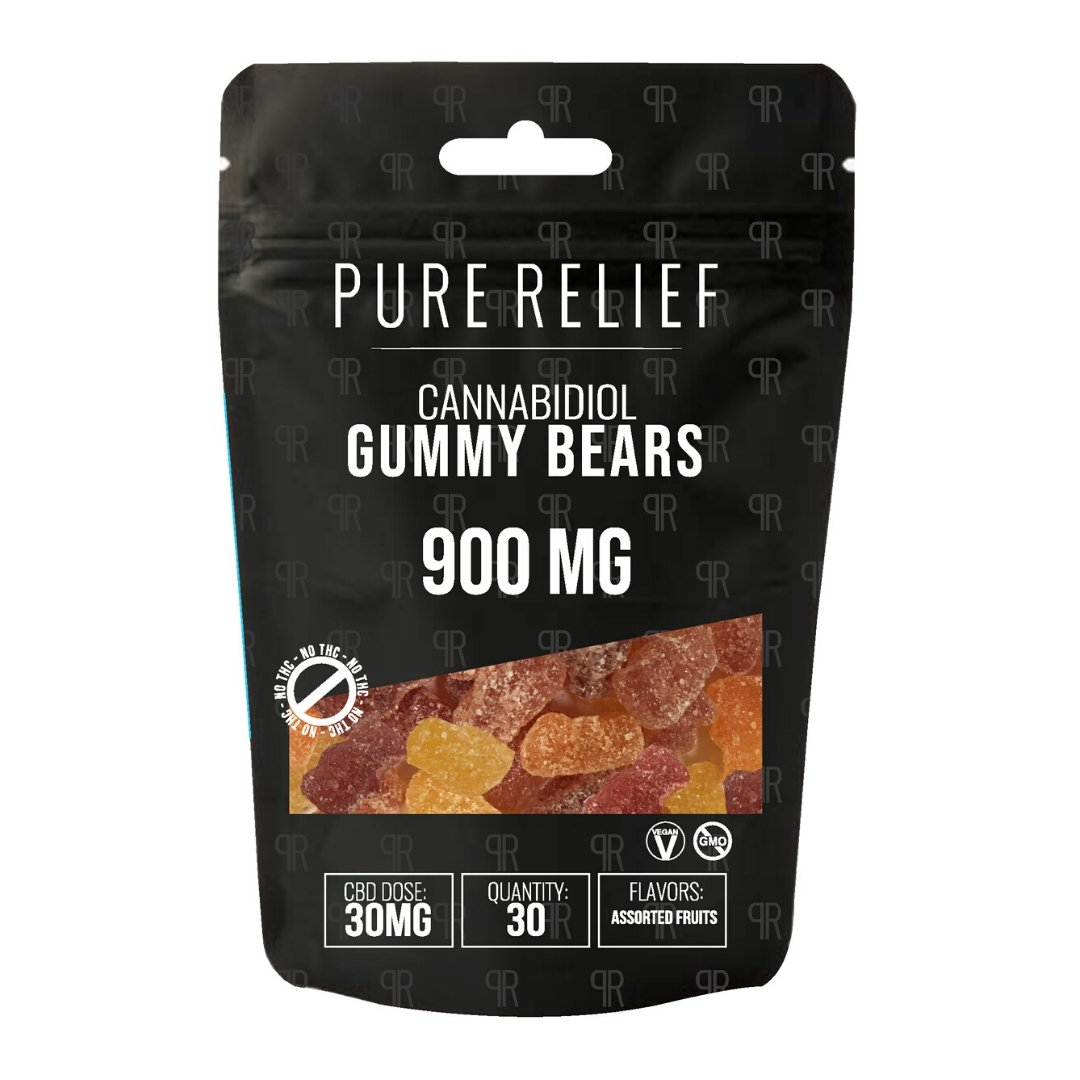 Pure Relief CBD Gummies
