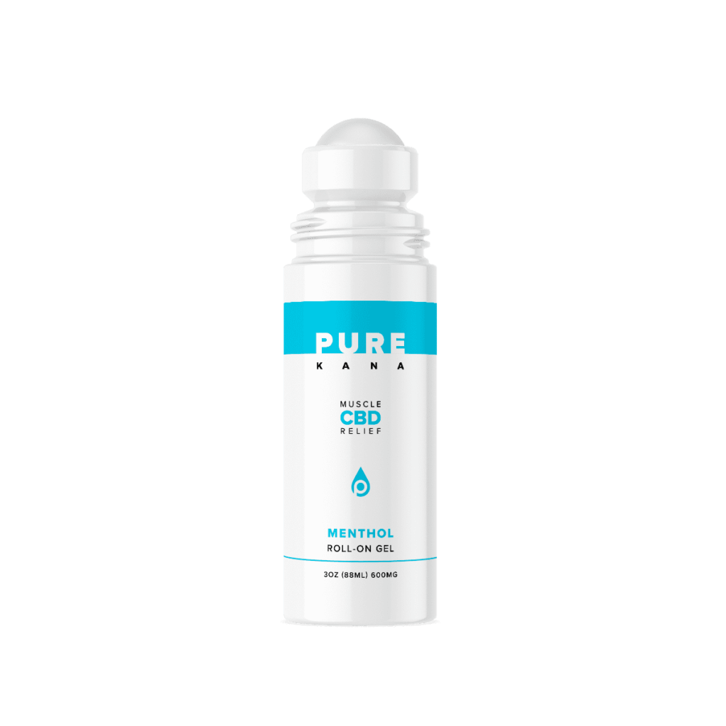 PureKana CBD Muscle Menthol Roll-On Gel