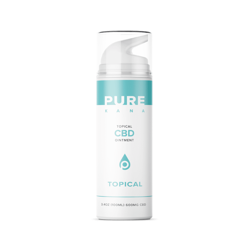 PureKana Topical CBD Ointment