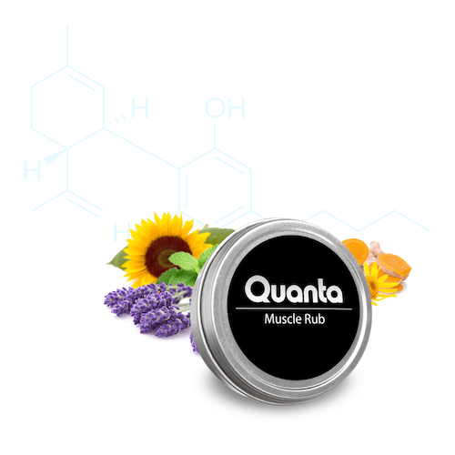 Quanta CBD Muscle Rub Review