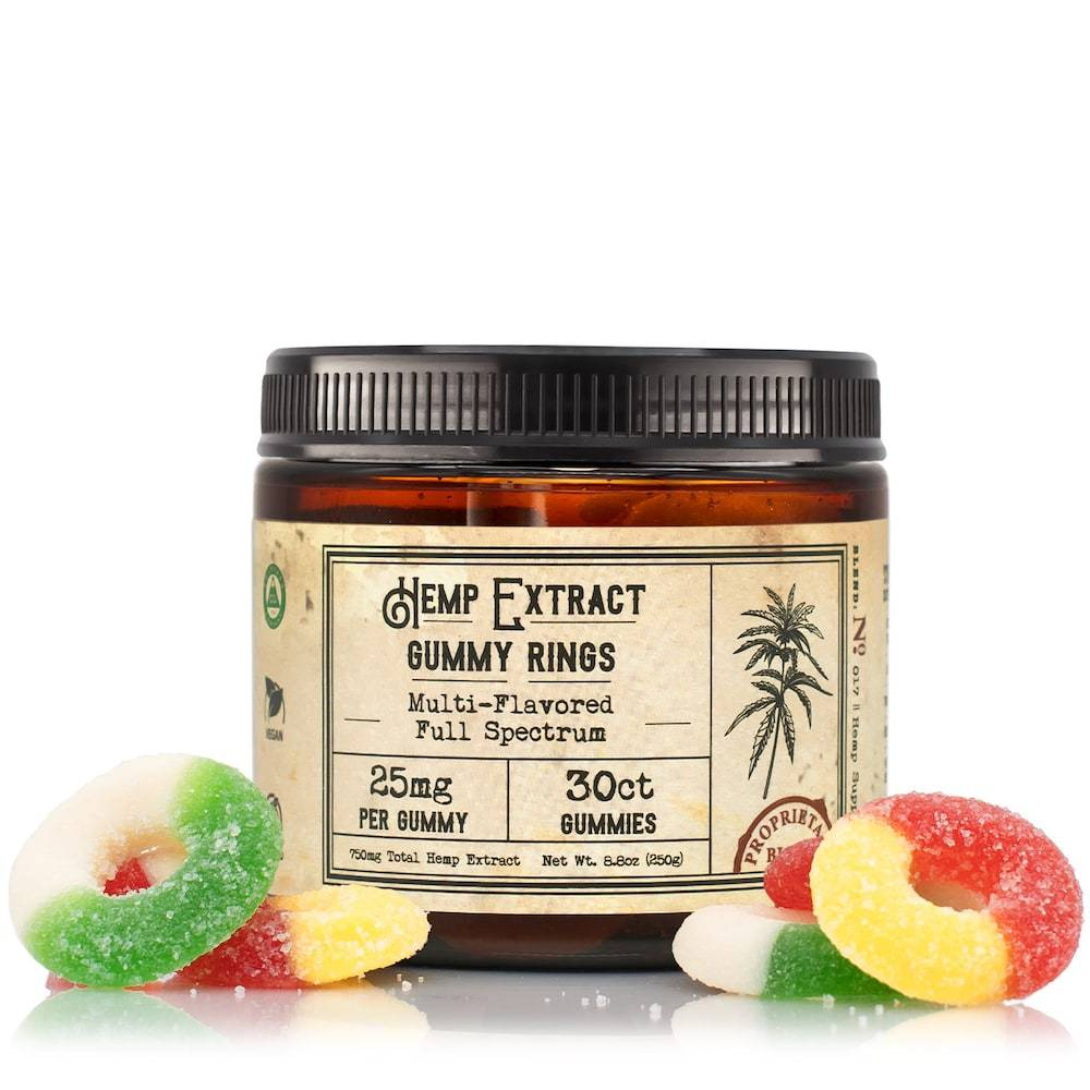 R+R Medicinals CBD Gummy Rings