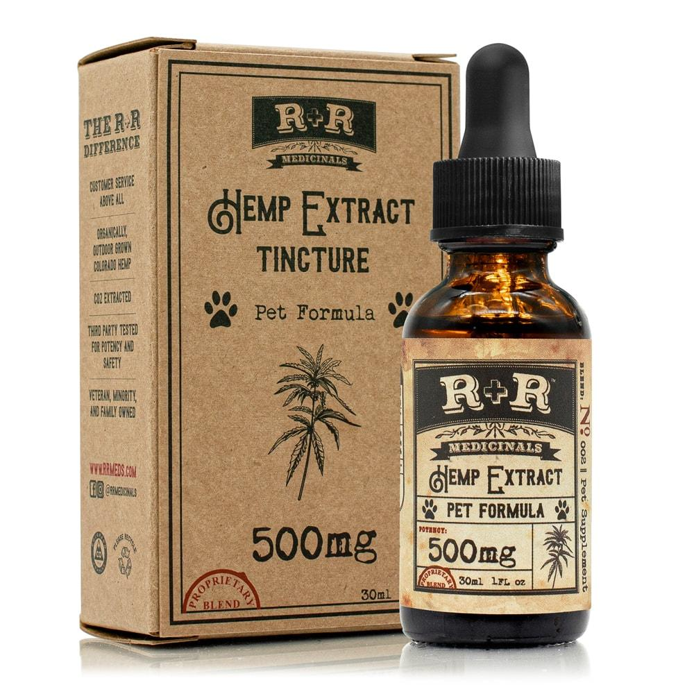 R+R Medicinals Pet Tincture