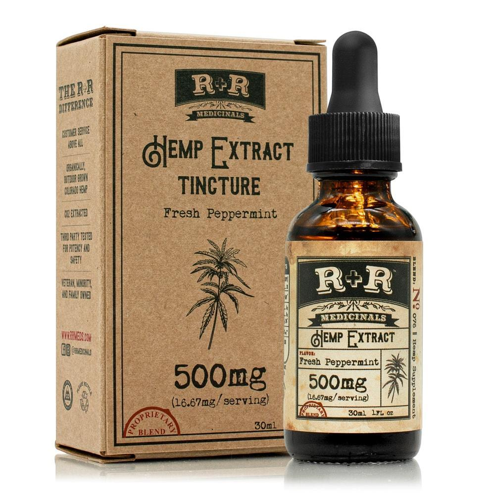 R+R Medicinals Tincture Peppermint