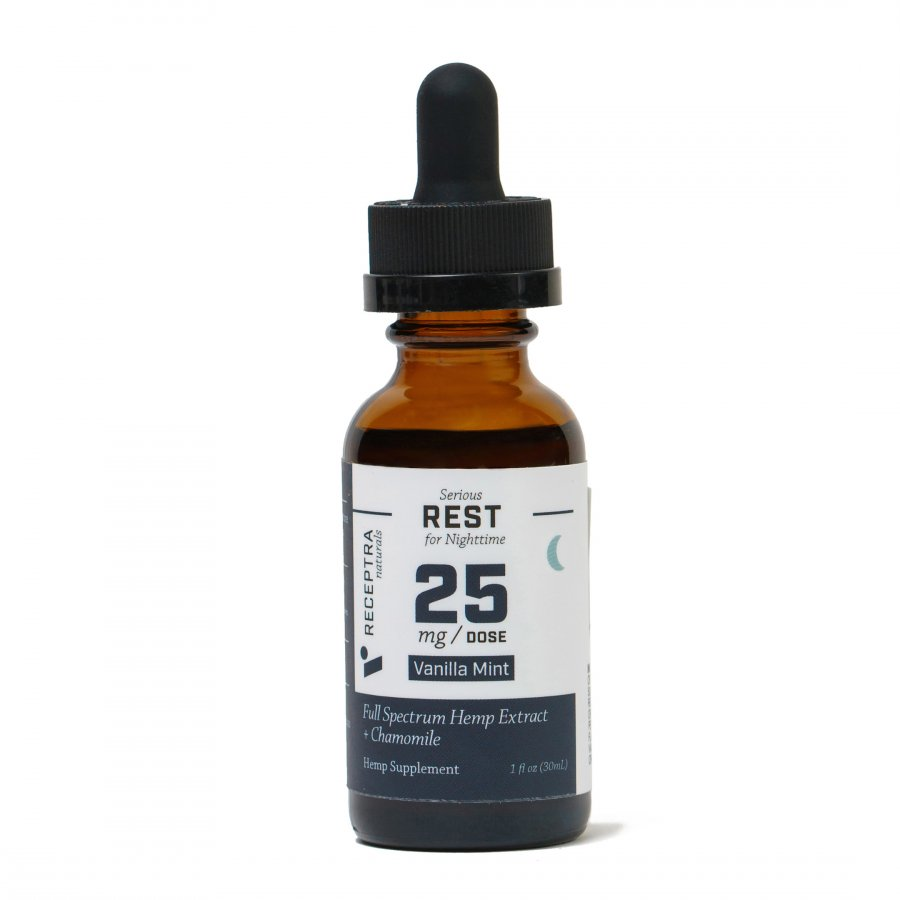 Receptra Naturals Serious Rest Chamomile Tincture