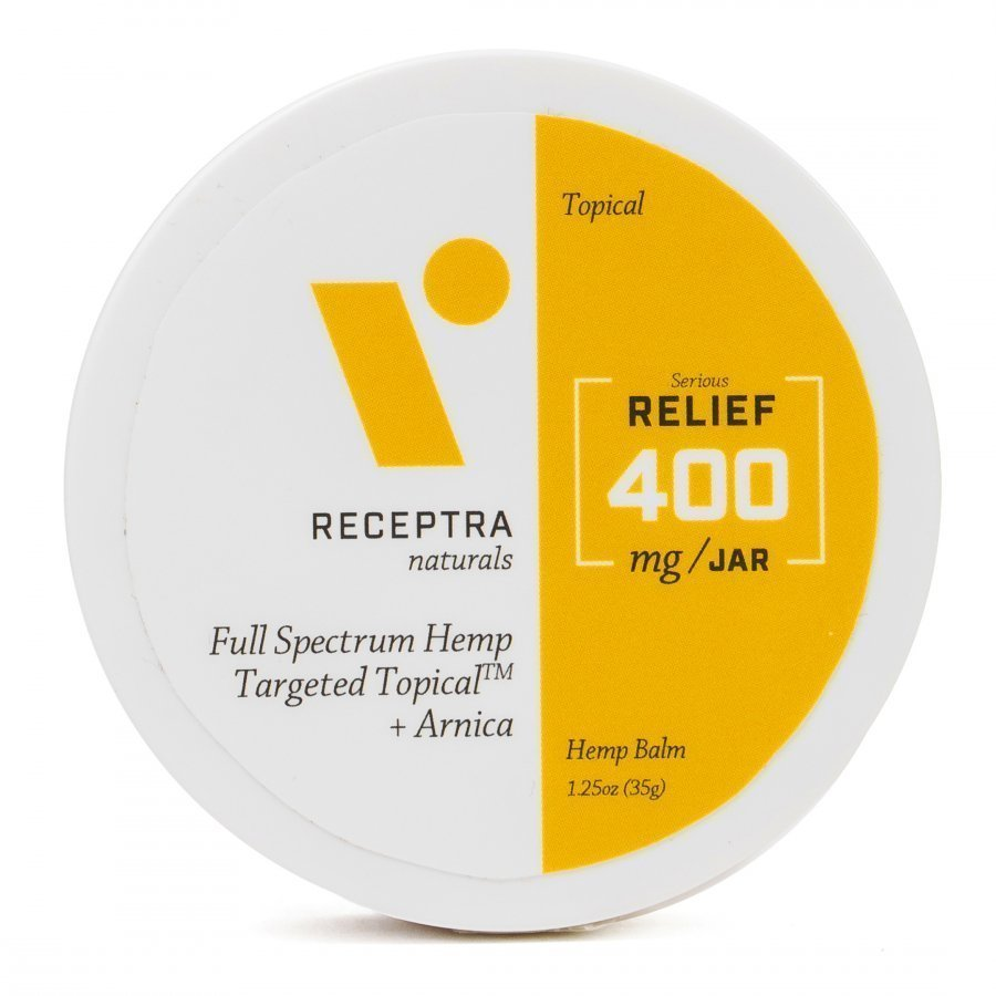 Receptra Naturals Serious Relief Arnica Targeted Topical