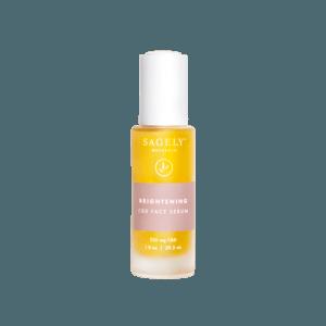 Sagely Naturals Brightening CBD Face Serum