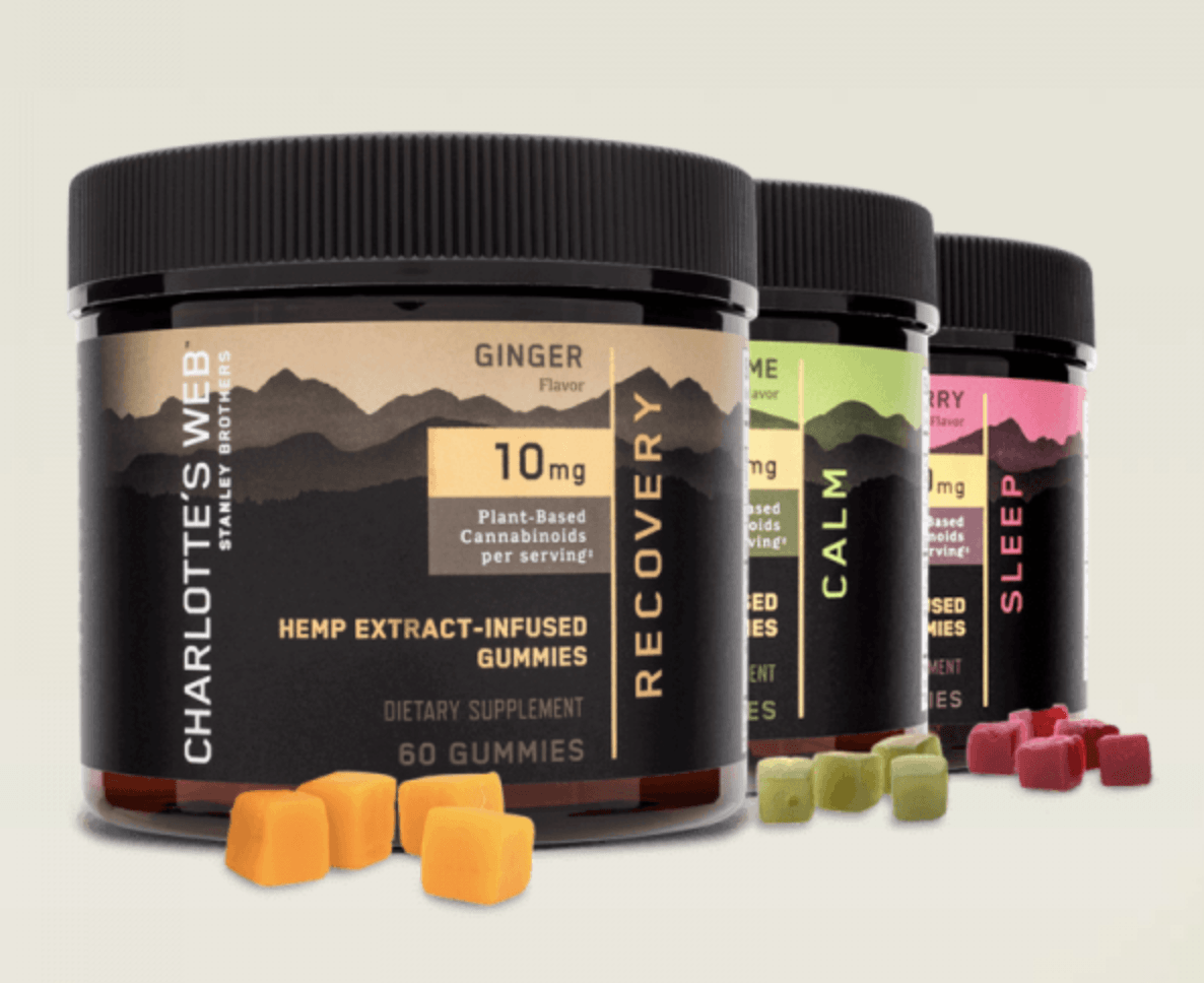 Charlotte's Web Best CBD Gummies