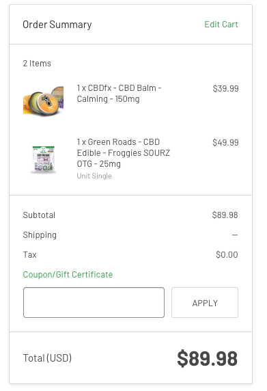 cbd.co coupon