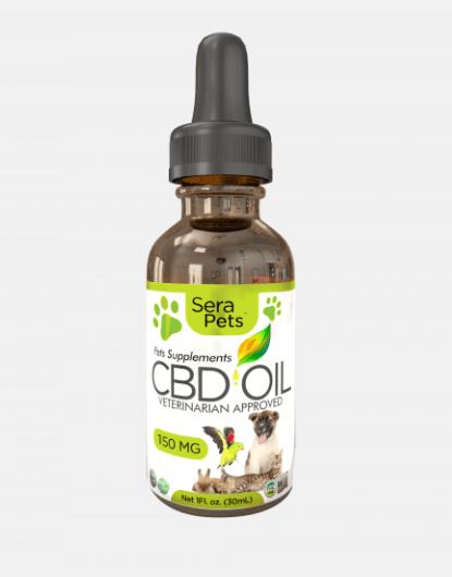 Sera Labs CBD Sera Pets CBD Oil