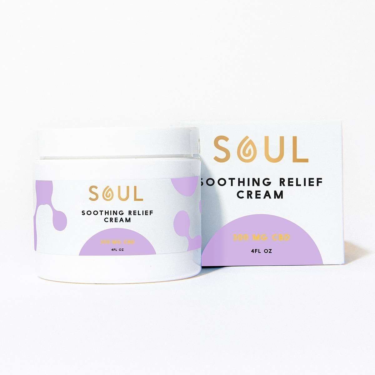Soul CBD Soothing Relief Cream