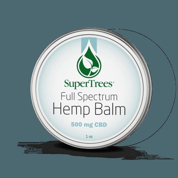 SuperTrees CBD Balm
