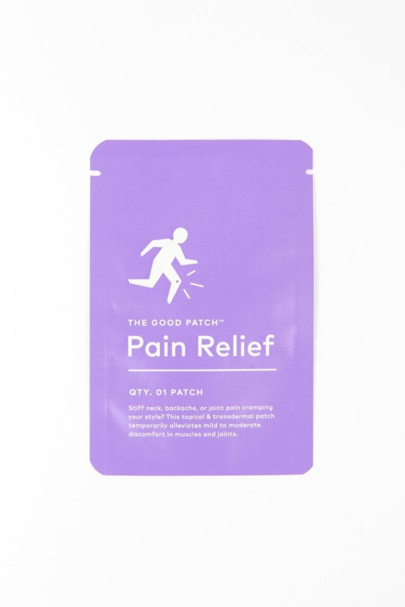 The Good Patch Pain Relief