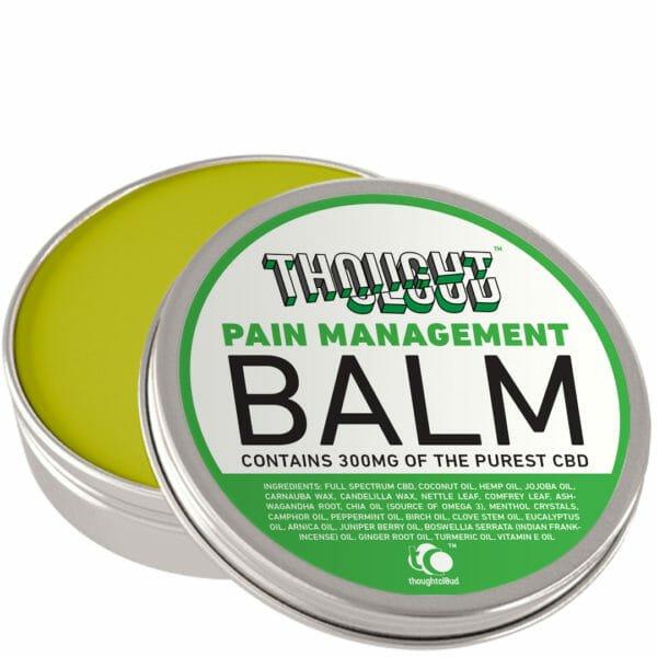 ThoughtCloud Full Spectrum Pain Management Balm