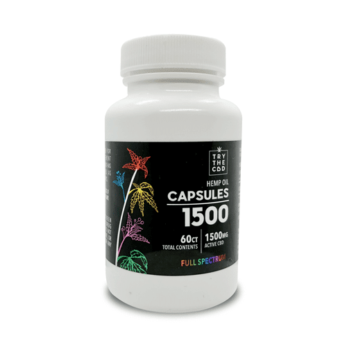 Try the CBD Capsules Review