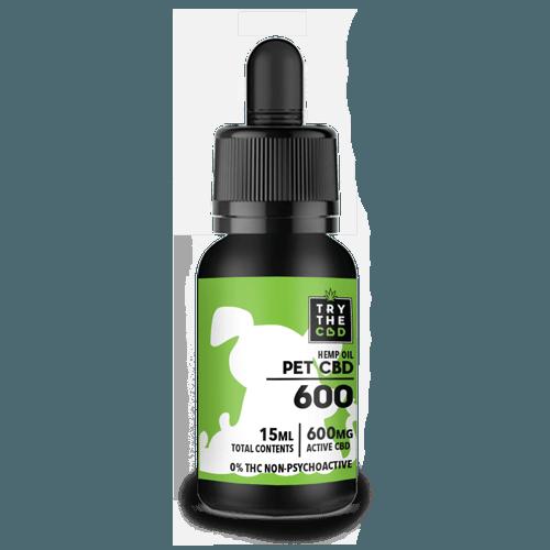 Try the CBD CBD Pet Oil