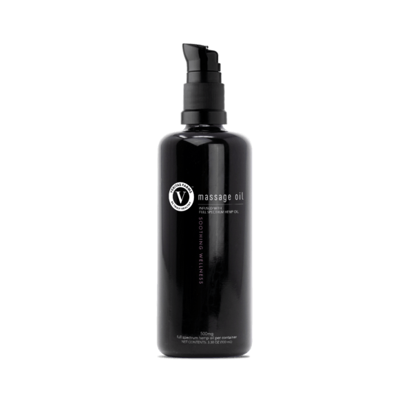 Veritas Farms CBD Massage Oil