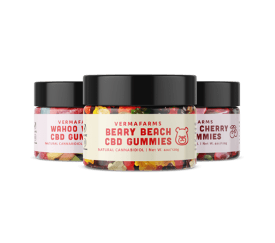 Verma Farms CBD Gummies