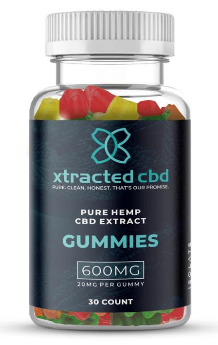 Xtracted Pure Hemp Gummies